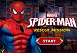 Juego Spider Man Rescue Mission
