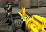 Jogo CF Golden Gun Violent Block 3