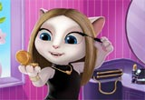 Jogo Talking Angela Make Up Time